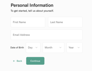 n26 personal info